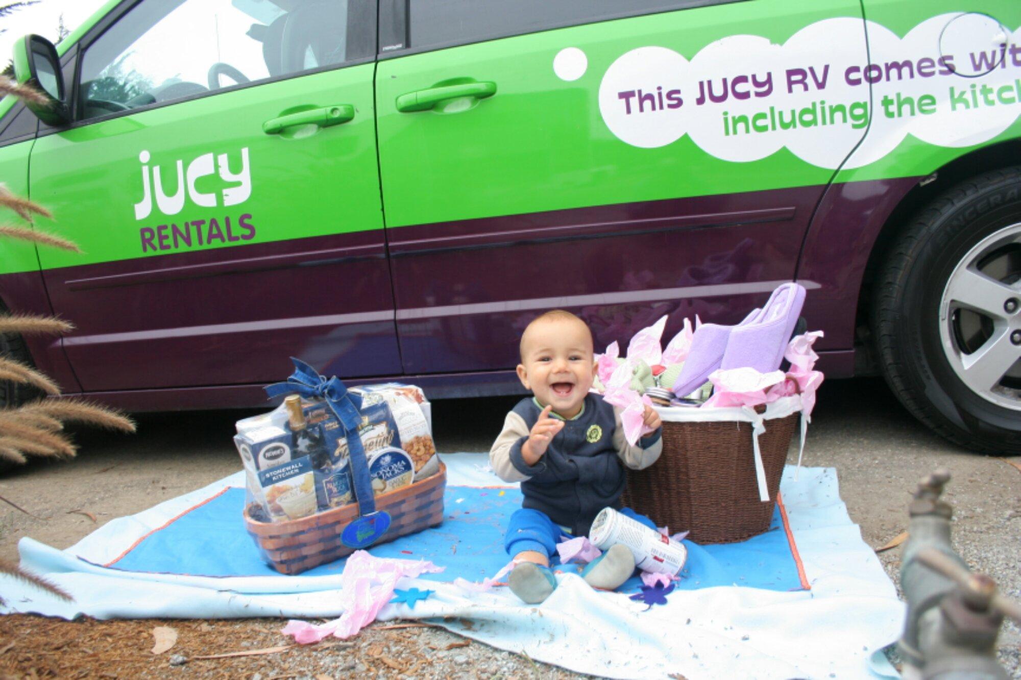 Sorteo Jucy campervan