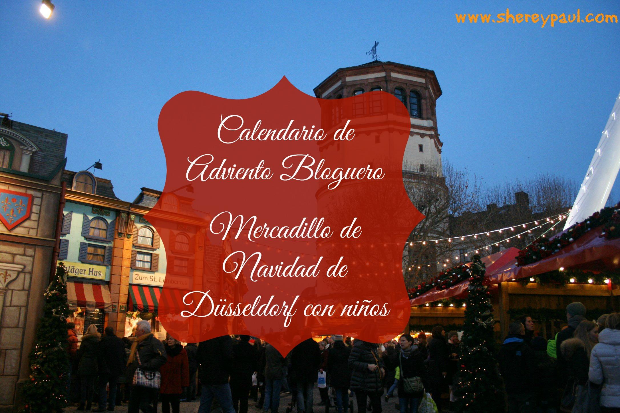 Calendario de adviento: Mercadillo de Navidad de Dusseldorf