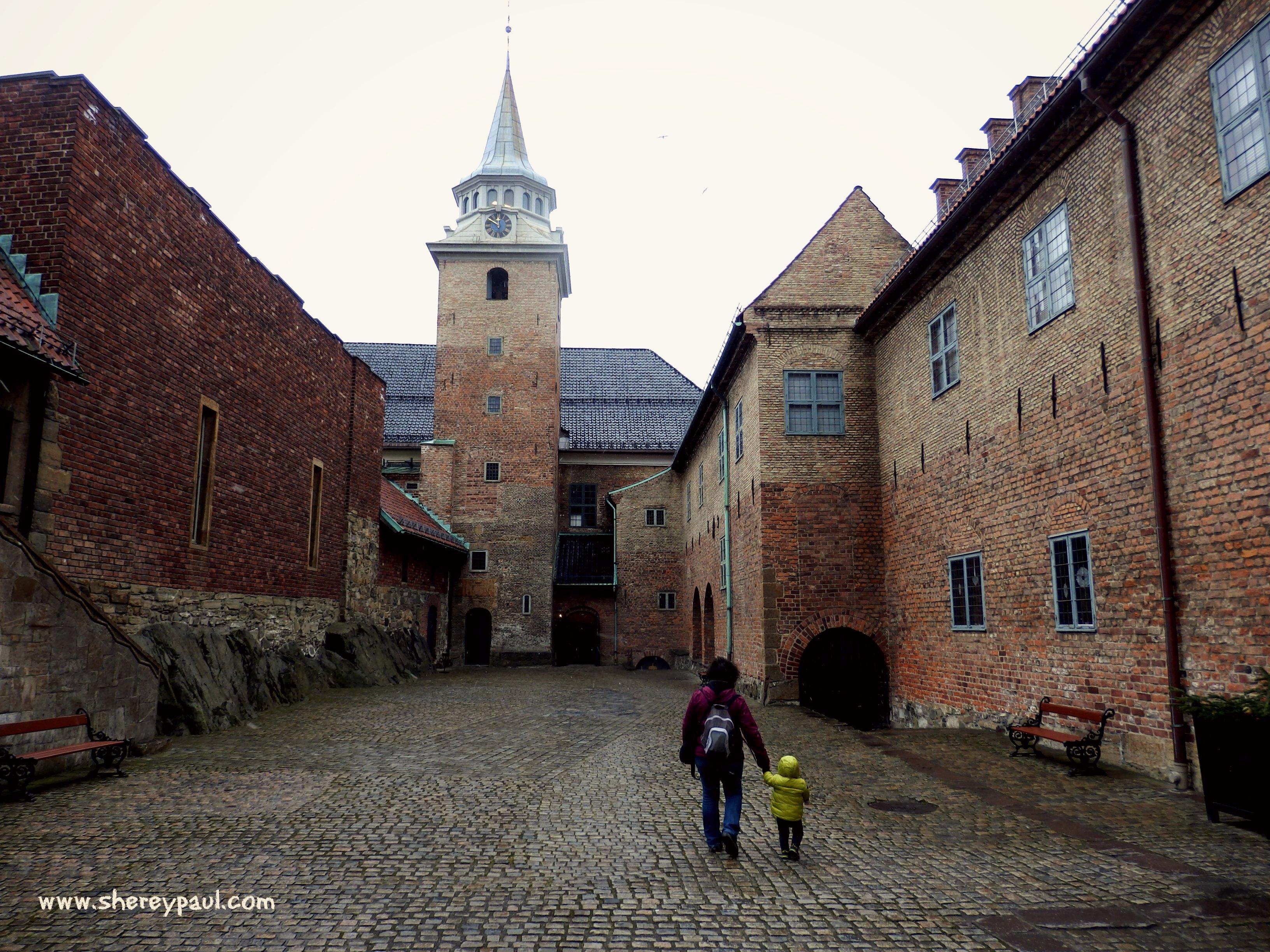 Fortaleza Akershus, Oslo – MM