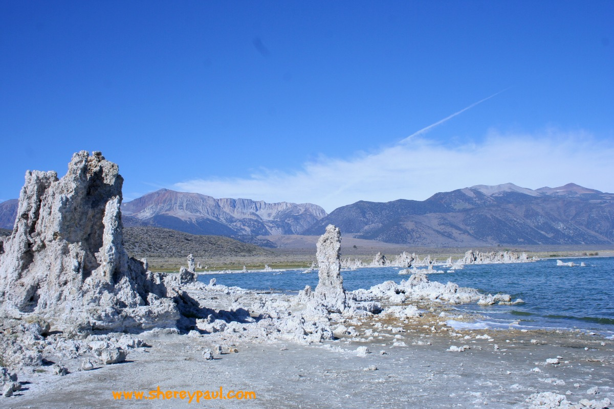 Postal desde Mono Lake, California – mm