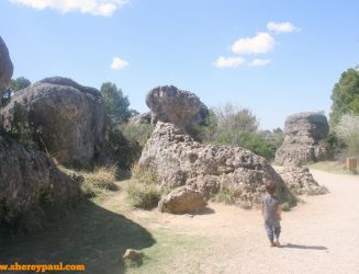 April summary: Madrid, Cuenca and new travel plans