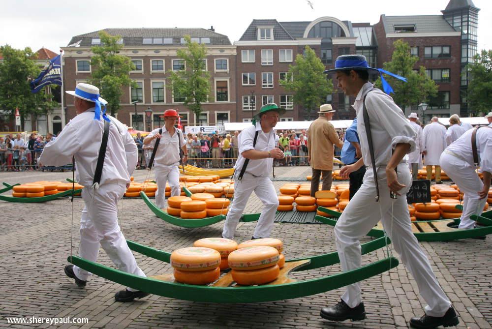 Planes alternativos en Holanda con niños