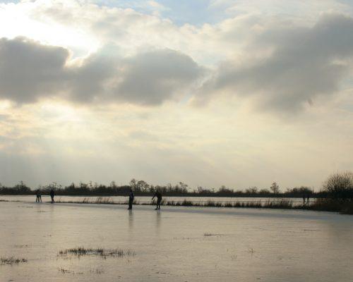 Friesland en invierno