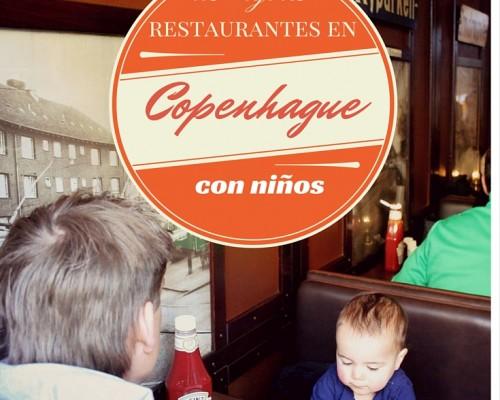 Los mejores restaurantes en Copenhague para comer con niños