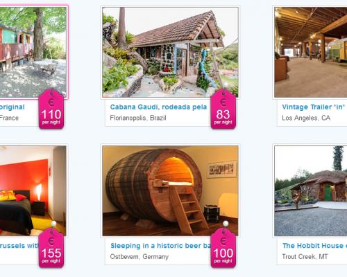 Como encontrar alojamiento barato: Airbnb