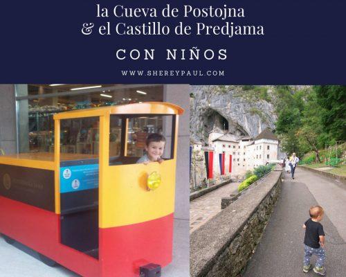 Explorando la Cueva de Postojna y el Castillo de Predjama con niños