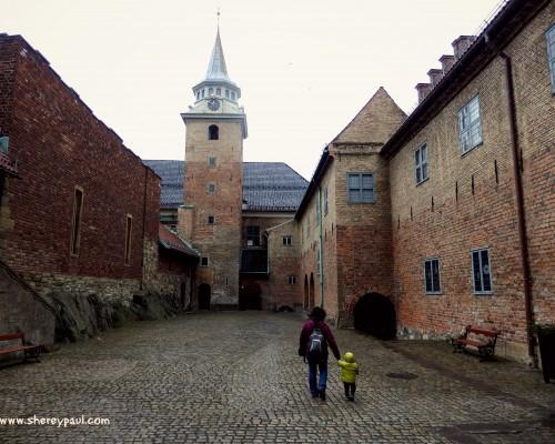 Fortaleza Akershus, Oslo - MM