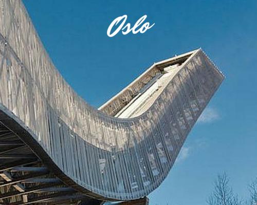 Gana una estancia en la pista de salto de esquí de Holmenkollen